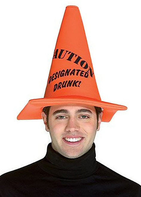 Designated Drunk Cones Hat