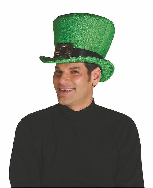 Irish Green Top Hat