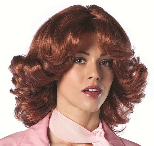 Auburn 50s Flip Wig