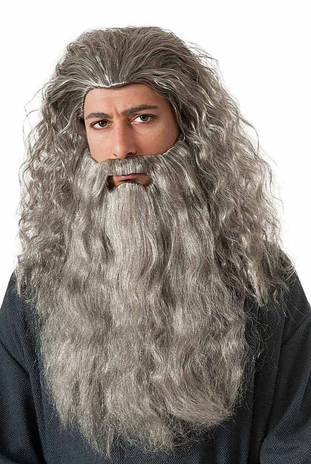 Gandalf Wig & Beard
