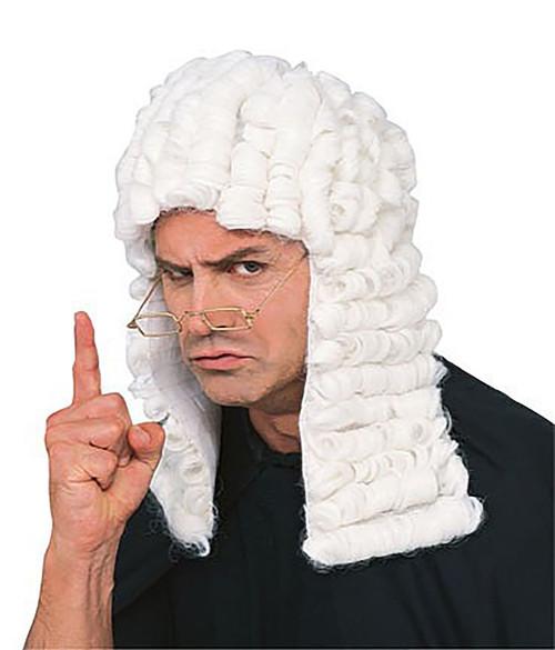 Judge Costume Wig