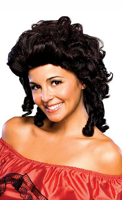 Brown Southern Belle Wig