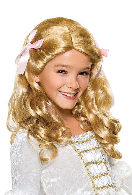 Gracious Princess Blonde Wig