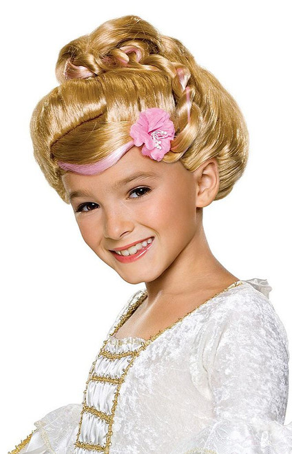 Sophisticated Princess Blond Wig