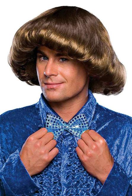 70's Prom Boy Wig