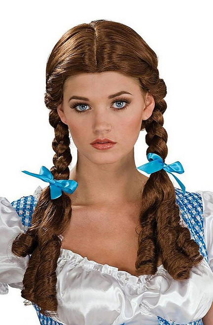 Wizard of Oz Dorothy Adult Wig