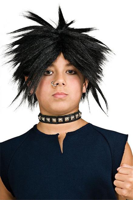 Spiker black Wig