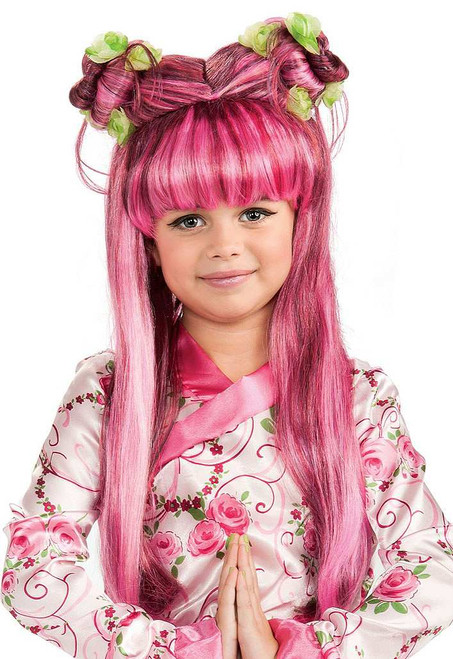 Asian Princess Wig Child