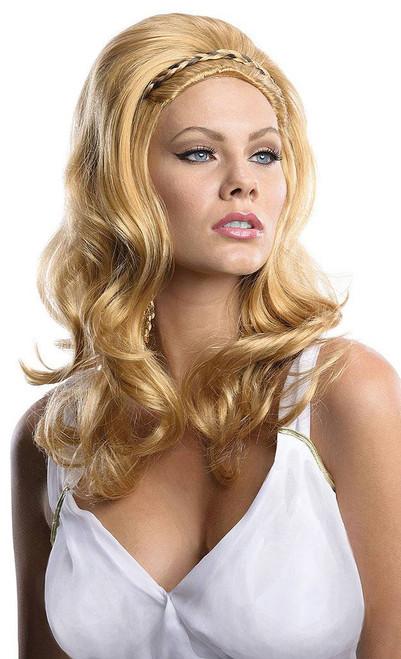 Venus Blonde Adult Wig