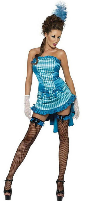 Lady Elegance Saloon Costume