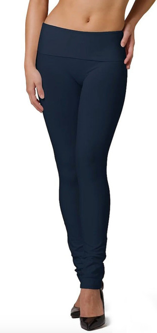 Convertible Legging Indigo