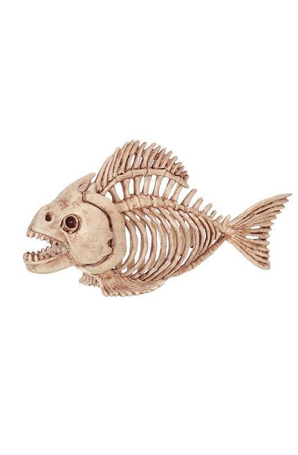 Skeleton Fish Decor