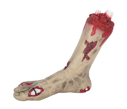 Zombie Foot Prop