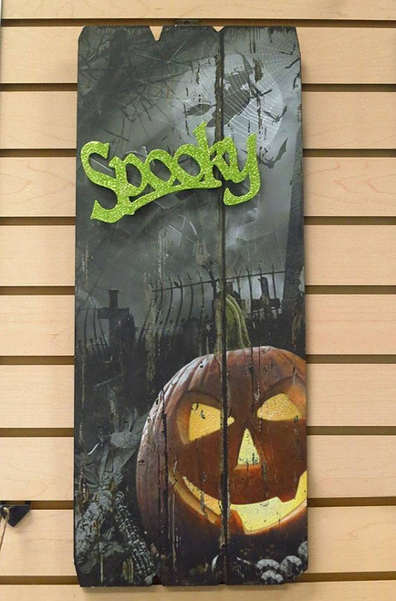 Spooky / Pumpkin Wall Decor