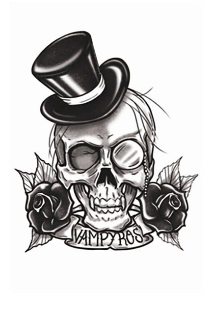 Vampyros Transfer Tattoo
