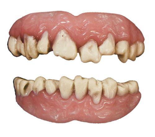 Zombie Teeth Prosthetics