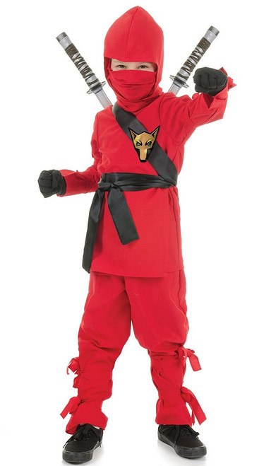 Ninjago Red Costume
