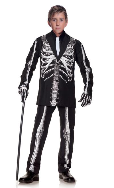 Skeleton Costume for Kids