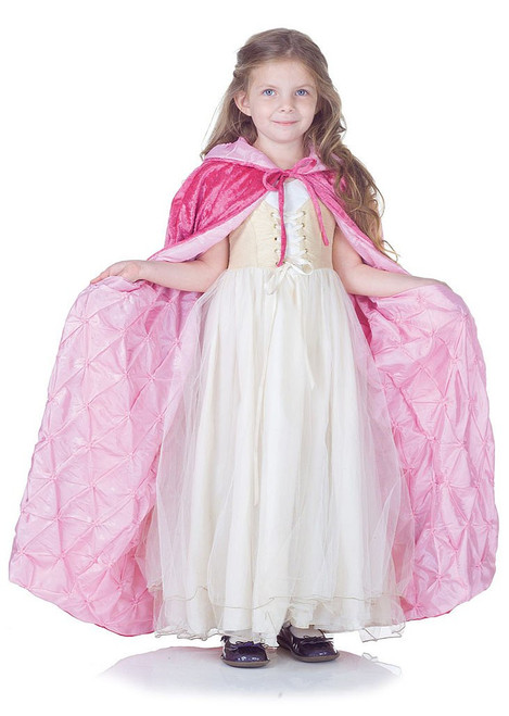 Pink Princess Child Cape
