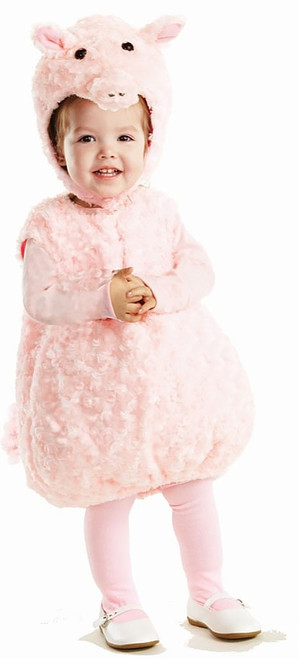 Piglet Plush Toddler Costume