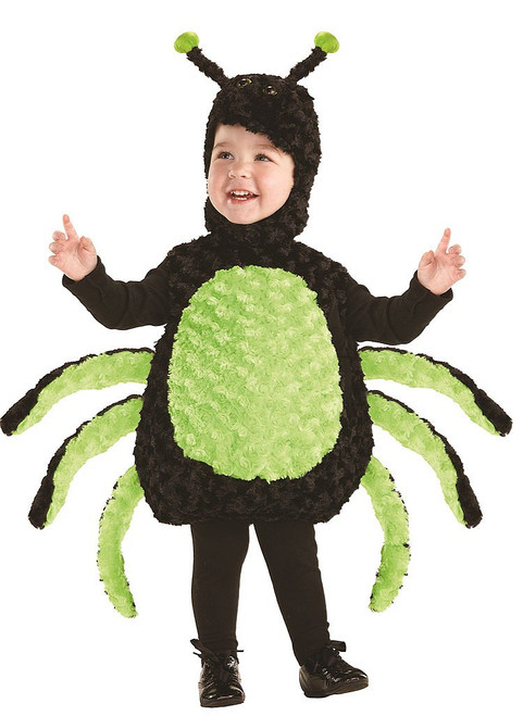 Spider Plush Toddler  Costume