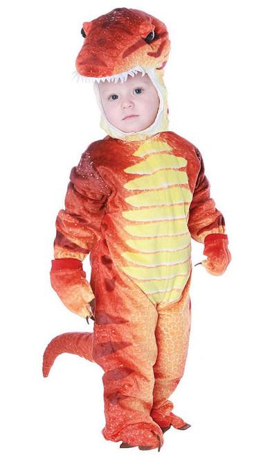 T-Rex Rust Dinosaur Costume