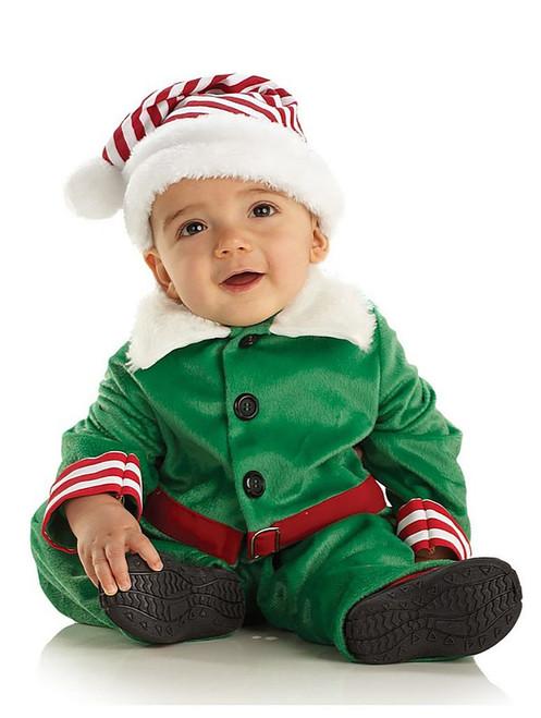 Baby's Lil Elf Costume