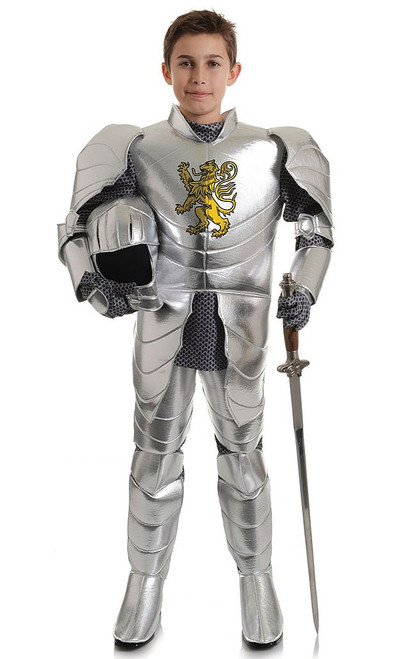 Knight Armor Child Costume
