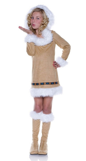 Eskimo Kisses Child Costume