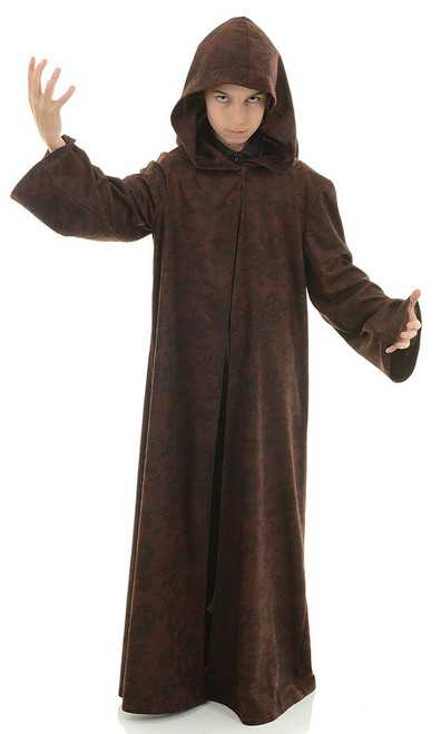 Star Wars Brown Robe Jedi Costume