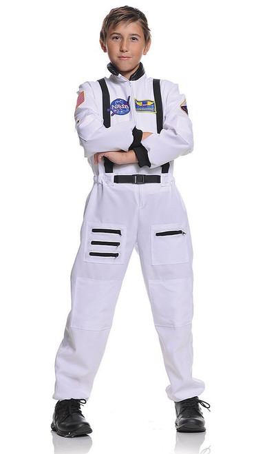 Astronaut White Child Costume