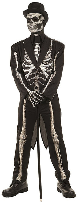 Bone Chillin Skeleton Suit