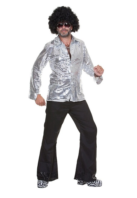 Men's Disco Ball Shirt