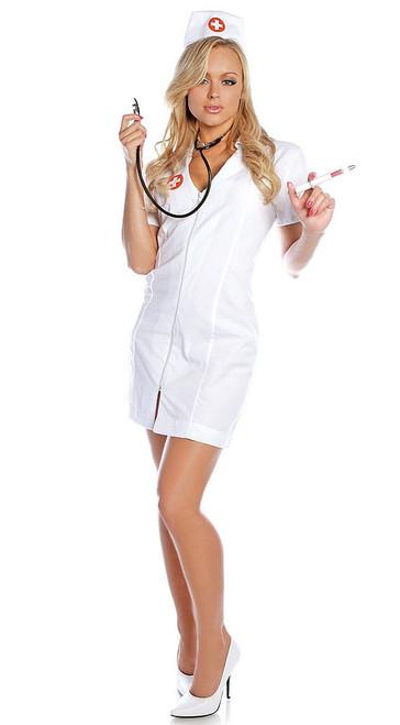 Hot Flash Nurse Costume