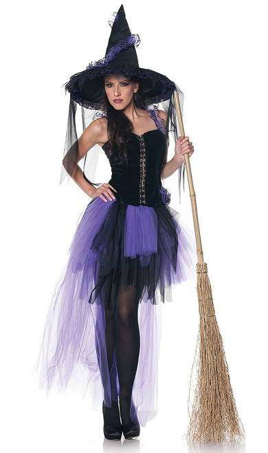 Black Magic Witch Costume