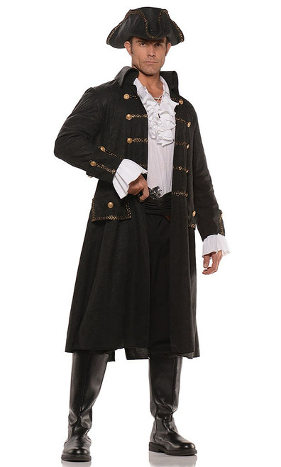Captain Darkwater Pirate Costume