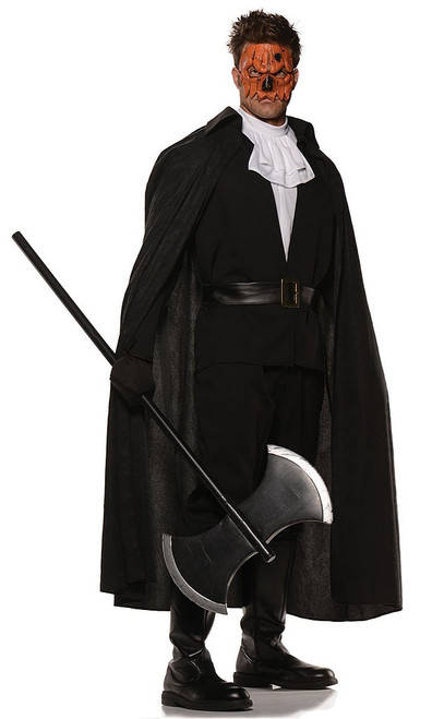 Dark Headless Horseman Costume