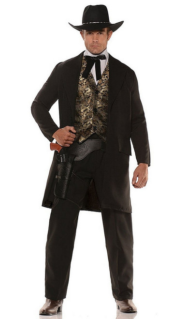 The Gambler Cowboy Costume