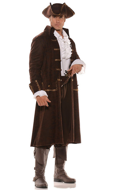 Captain Barrett Pirate Costume