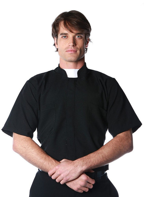 Priest Short Sleeve Shirt