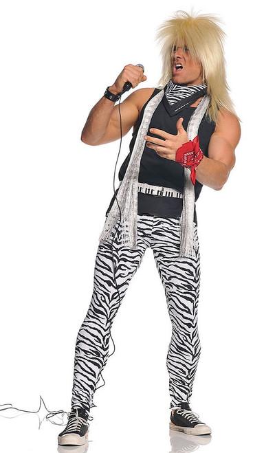 80's Rocker Costume