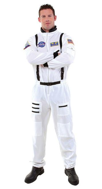 Astronaut White Costume