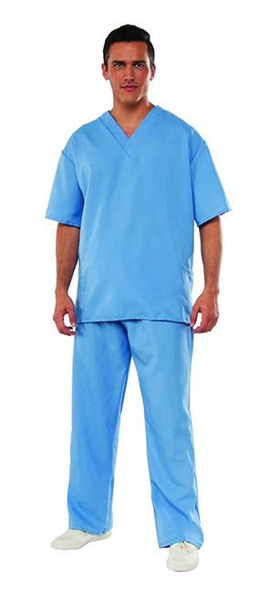 Blue Dr Scrubs