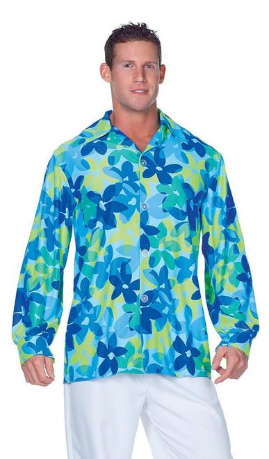 60's Flowers Shirt