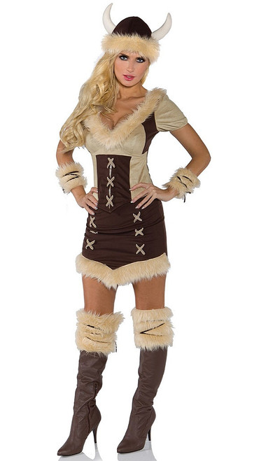 Viking Queen Costume