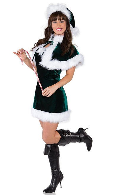 Christmas Adult Jingle Costume