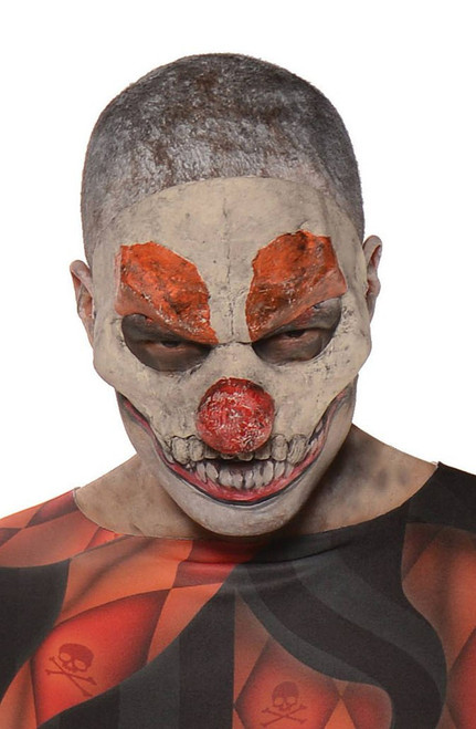 Evil Clown Adult Mask