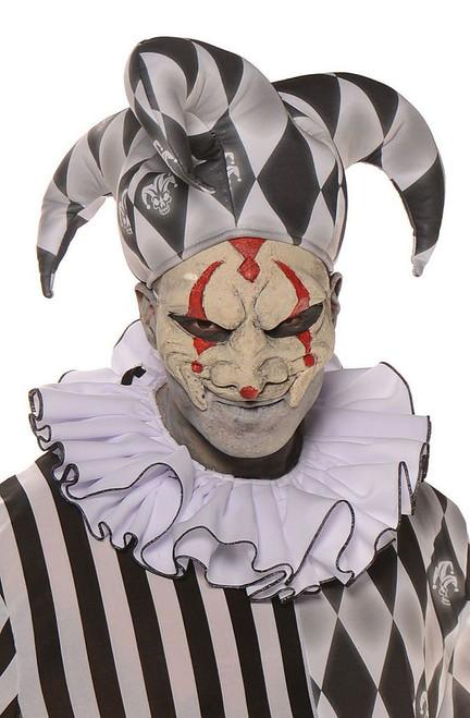 Evil Jester Adult Mask