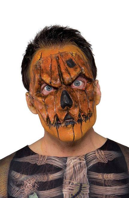 Scarecrow Pumpkin Mask