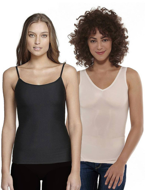 2-Pack Mix Eva Black & Alex Nude